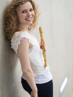 Magdalena Spielmann, Blockflöte