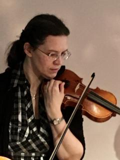 Lisa Egger, Violine/Ensemble